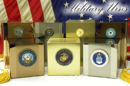 Military Urns