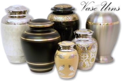 Vase Urns